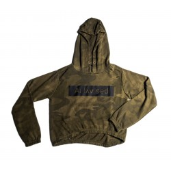 Camouflage Hoodie Women